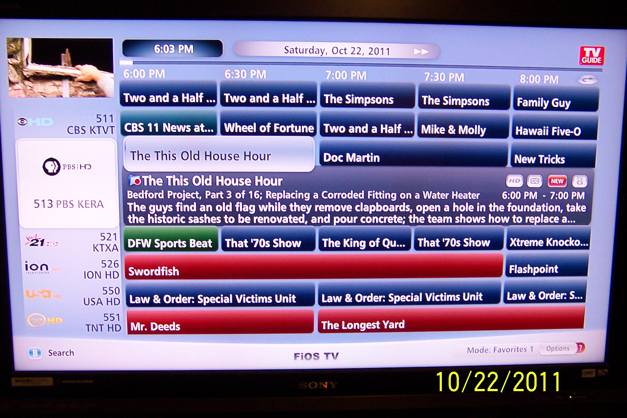 Whats wrong with the new TV guide  Verizon Fios Community