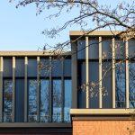 Fertigstellung Aufstockung Bibliotheksgebäude der Ev. Hochschule RWL