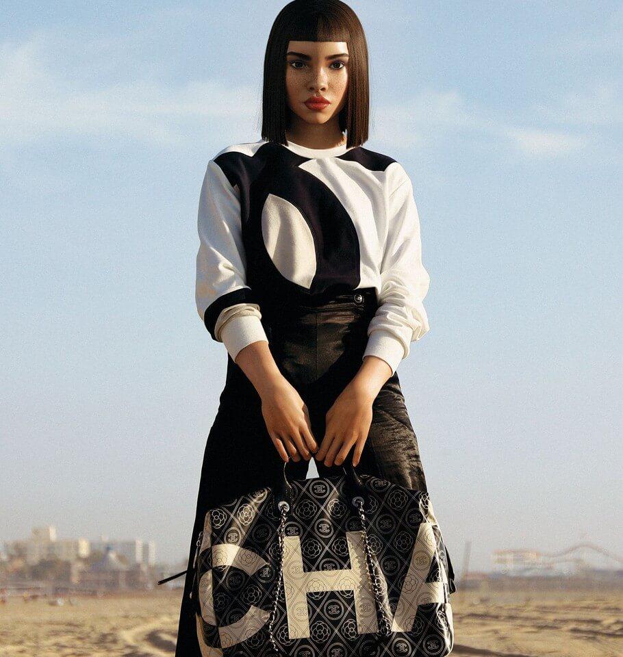 virtual-models-in-fashion-chanel