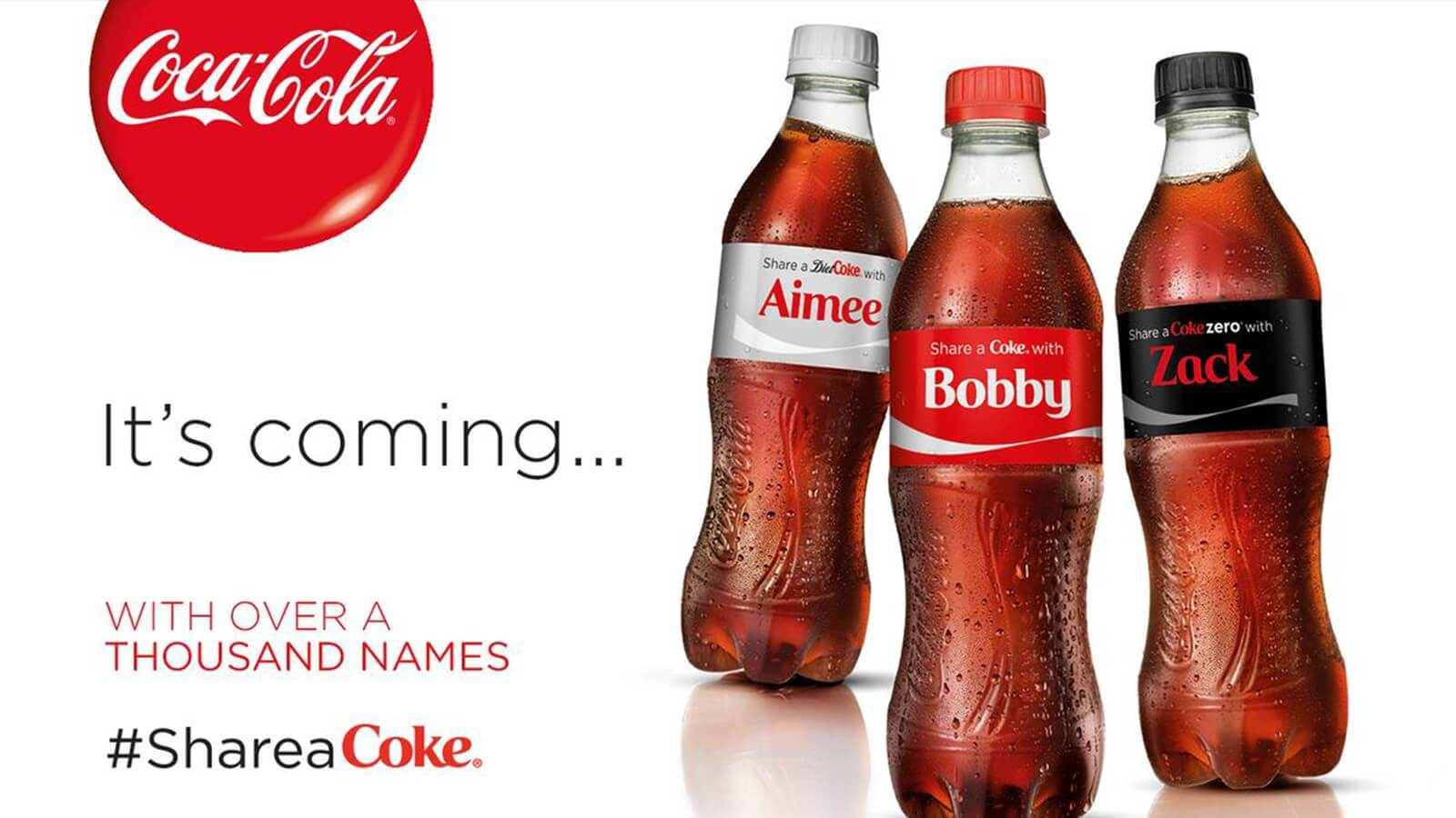 digital consumer experience trends coca cola