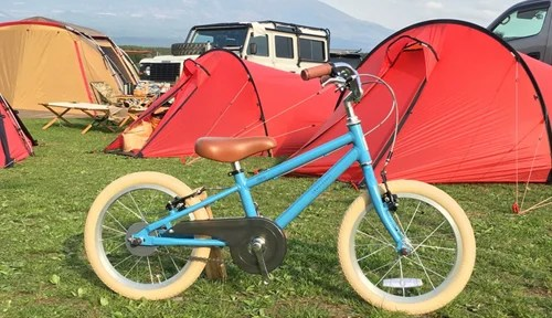 CRAZY SHEEP キッズバイク/ merino  子供用自転車