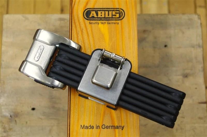 ABUS / Bordo Centium 6010 FOLDDABLE LOCKS
