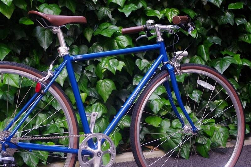 crazysheep perendale クロスバイクの画像
