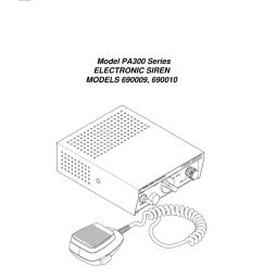 federal pa300 10 pin wiring diagram [ 791 x 1024 Pixel ]