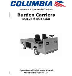 chapter 2 columbia parcar corp aprilaire humidifier diagrams burden carrier columbia wiring diagram [ 791 x 1024 Pixel ]