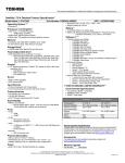 Toshiba Satellite L75D-A7288