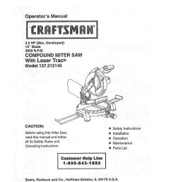 craftsman compound miter saw wiring diagram [ 804 x 1024 Pixel ]