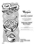 Whirlpool GJC3034 Specifications
