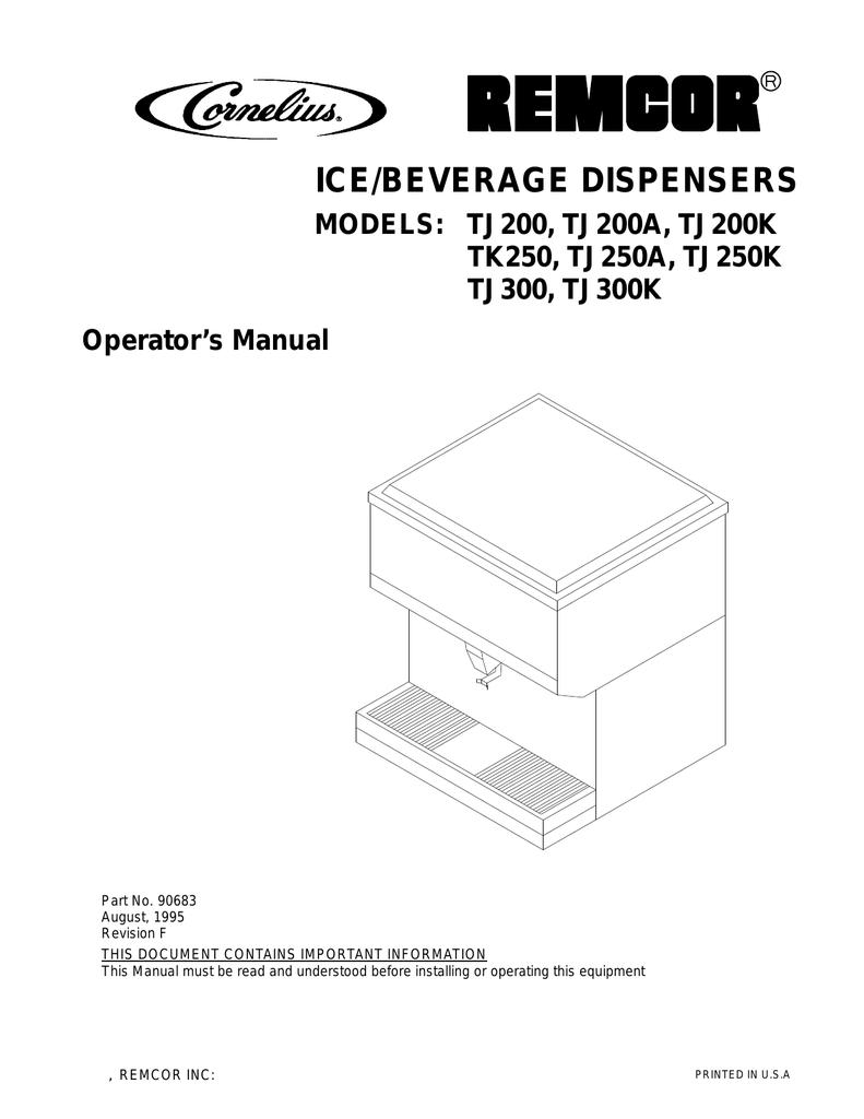 medium resolution of corneliu ice machine wire diagram
