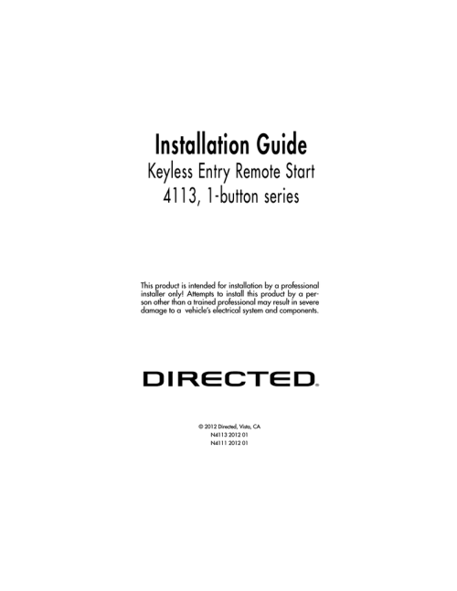 small resolution of directed electronic wiring diagram 24921b