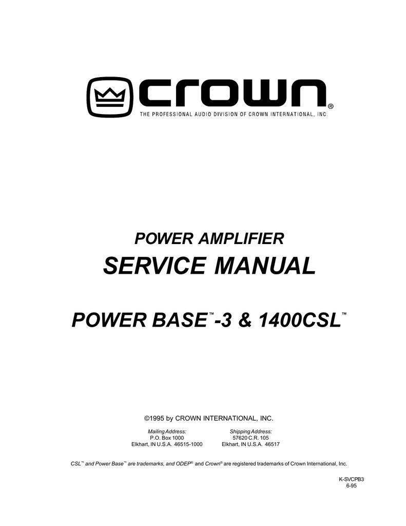 Bestseller: Amplifier Workshop Manual