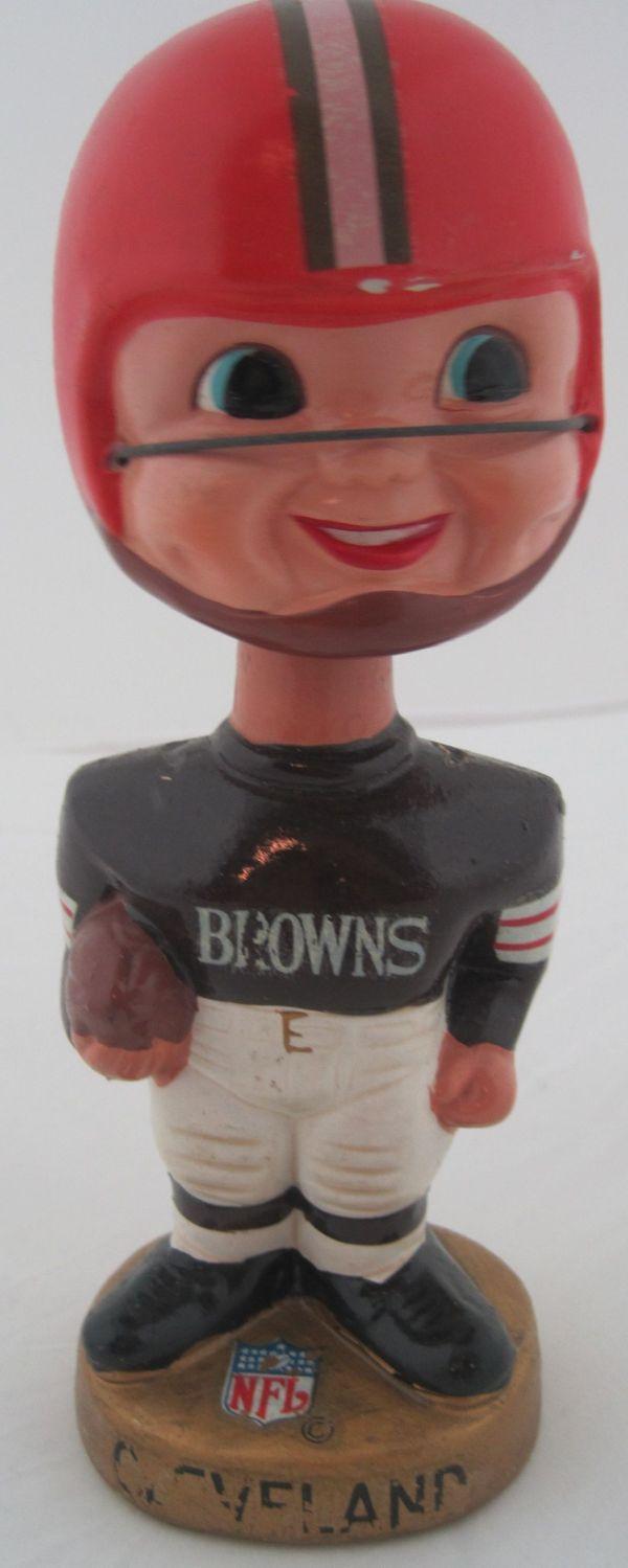 Lot Detail Cleveland Browns Vintage 196039s NFL