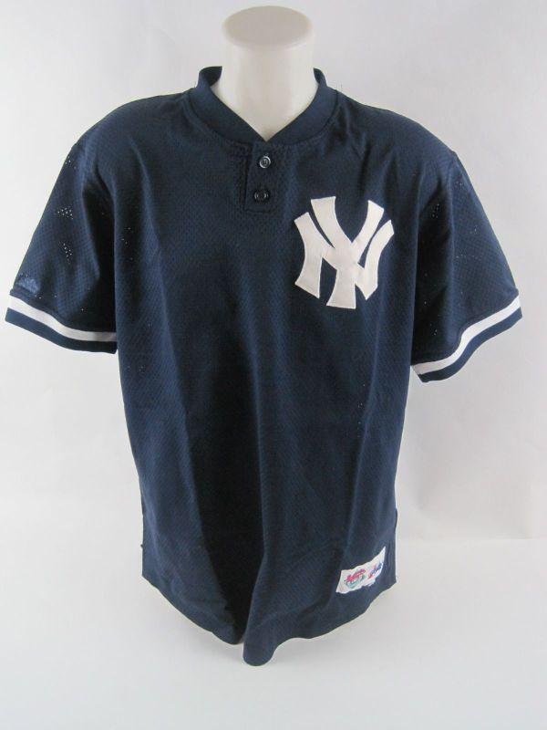 69af1ac7fc0 ... Bp Jersey - 100 Authentic. Lot Detail - Scott Brosius 1999 York Yankees
