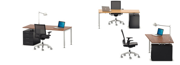 office chair qvc fishing and umbrella vs serie 901 wedge shaped table with square u leg free