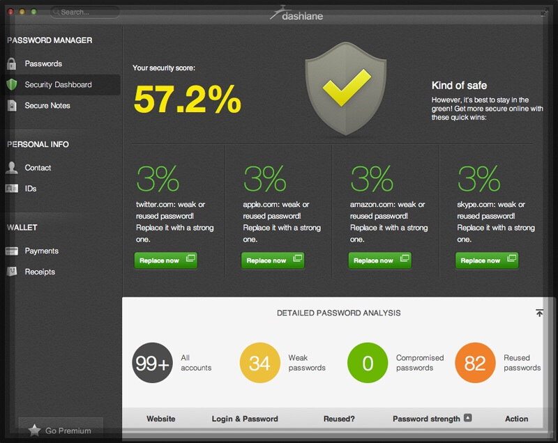 Review | Dashlane Password Manager and QuickStart Guide (6/6)