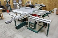Sliding Table Saw with Awesome Router Table Setup!