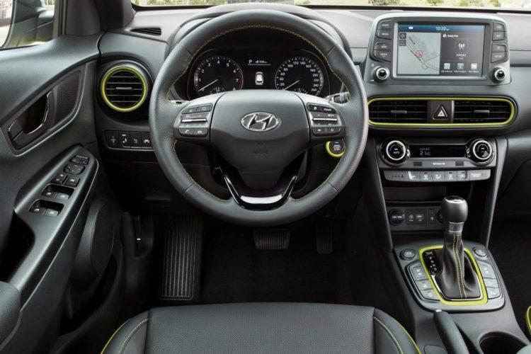 Hyundai Kona. Технические характеристики