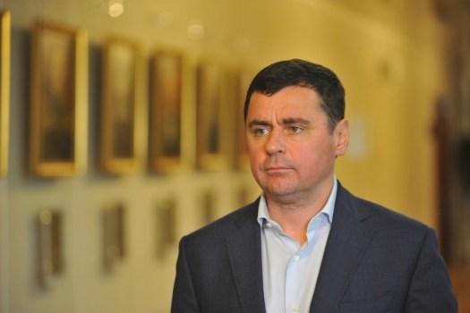 gubernator jarosl.oblasti - Губернатор Ярославской области Дмитрий Миронов награжден