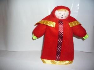 кукла готова