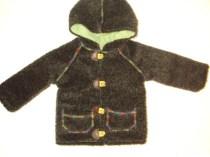 простая детская куртка на весну