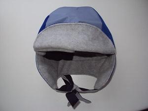 детская шапка-ушанка
