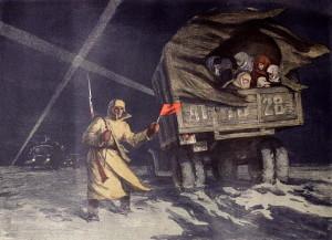 картина о блокаде Ленинграда