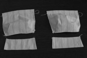 детали задних карманов детских танов
