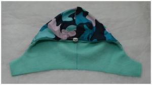 капюшон детской жилетки