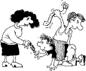 противоречивые отношения в семье с ребенком