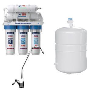 Позволяет обеспечить семью кристально-чистой водой...