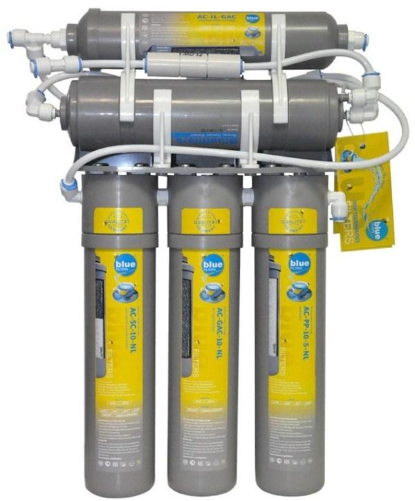 Фильтр обратного осмоса Bluefilters Newline RO 5