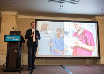 Can Platforms Accelerate Telehealth Adoption? – Paul Smolke, Microsoft