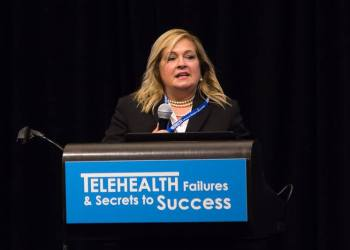 Increasing use of telehealth: What's holding health systems back? – Cheryl Kreider (Kreider Health Solutions)