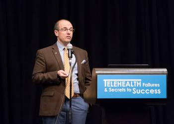 Capturing health consumers and growing patients with telehealth – Dr. Steve Ambrose (RED HOT Healthcare Podcast)