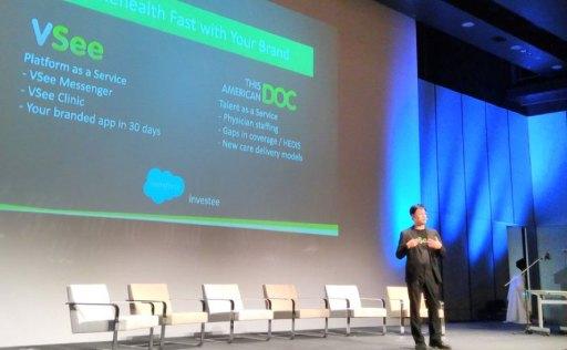 Dr. Milton Chen delivers keynote at Health 2.0 Japan