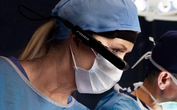 Vuzix + VSee Telehealth AR Smart Glasses