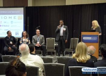 Entrepreneurs Panel: Jonathan Norris (Silicon Valley Bank) x David LaPointe (Optina) x Karen Drexler (Sandstone Diagnostics) x Uli Chettipally (SoPE)
