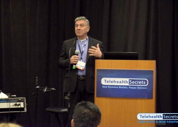 Bringing the 'Health' Into Telehealth – Tom Garrison, MD (Sono Bello)