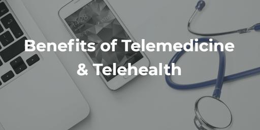 telemedicine benefits banner