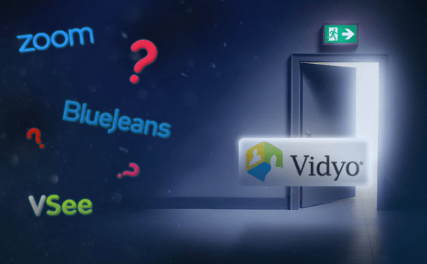 Why Did Vidyo Sell So Cheap – Where Do Zoom, BlueJeans, & VSee Fit In?