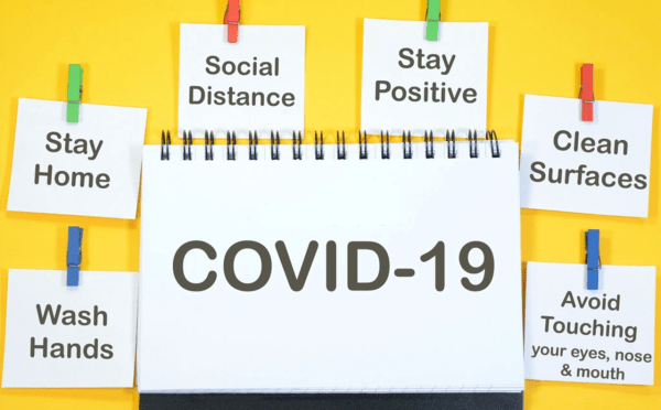 Top 10 Healthcare Tips for Navigating COVID-19