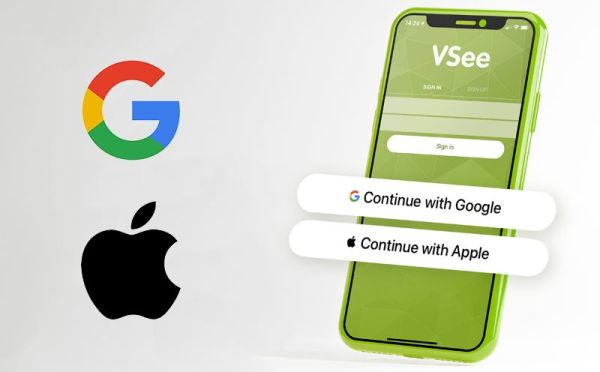 VSee Messenger Release 4.9 – Apple Sign In and Geographical Video Bridge Support