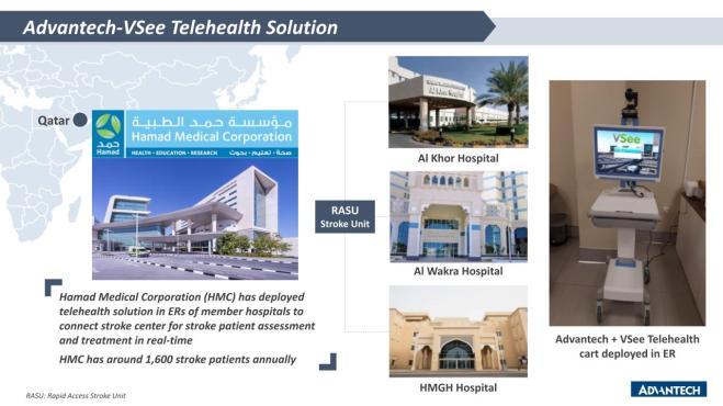 HMC telestroke solution slide