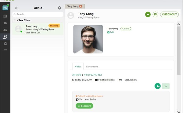VSee Messenger Update 4.9.1 – Work Your Clinic Dashboard Right From Messenger!