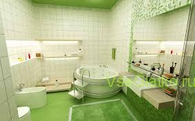 Зелень в интерьере-3