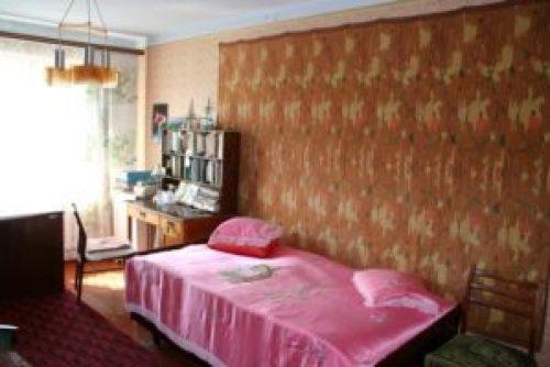 Советский стиль в интерьере спальной-2