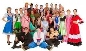 Этнические стили, люди разных стран, народов