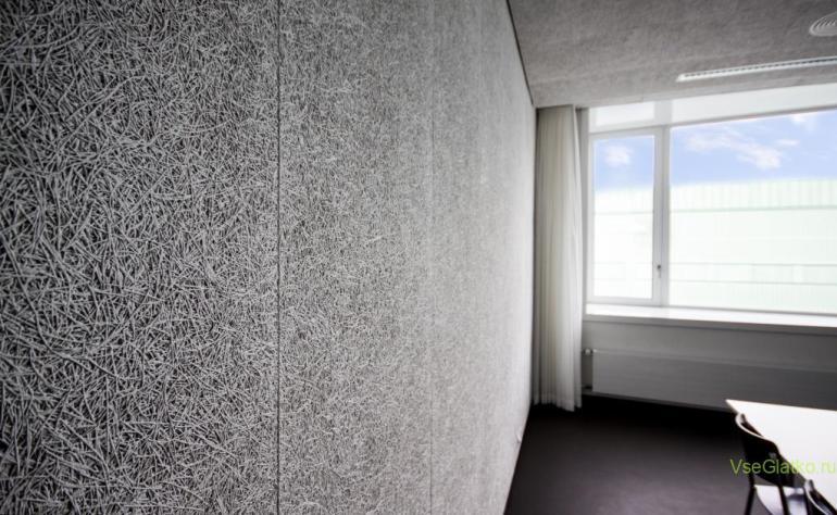 Фибролит на стены-фото
