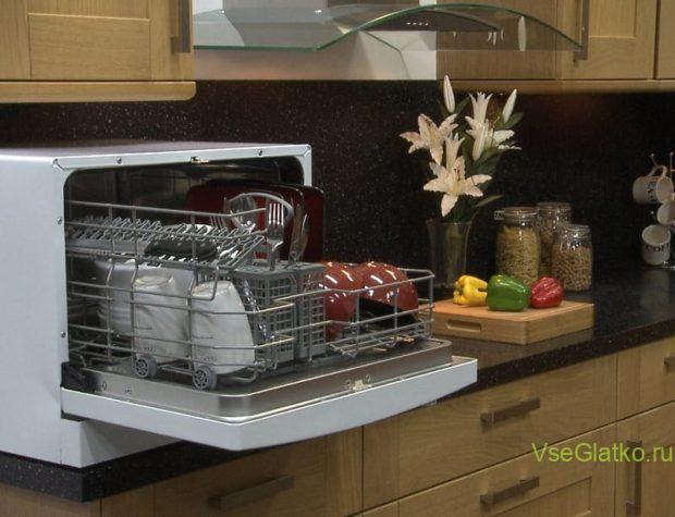 Посудомоечная мини-машина