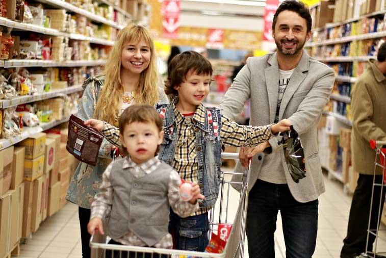 Няколко трика за умерено и евтино пазаруване
